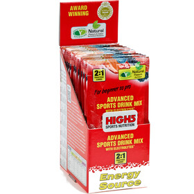 High5 EnergySource Advanced Sportdrank Box 12x47g, Summer Fruits